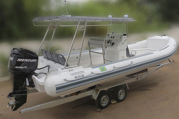 Flexboat disponibiliza teste drive