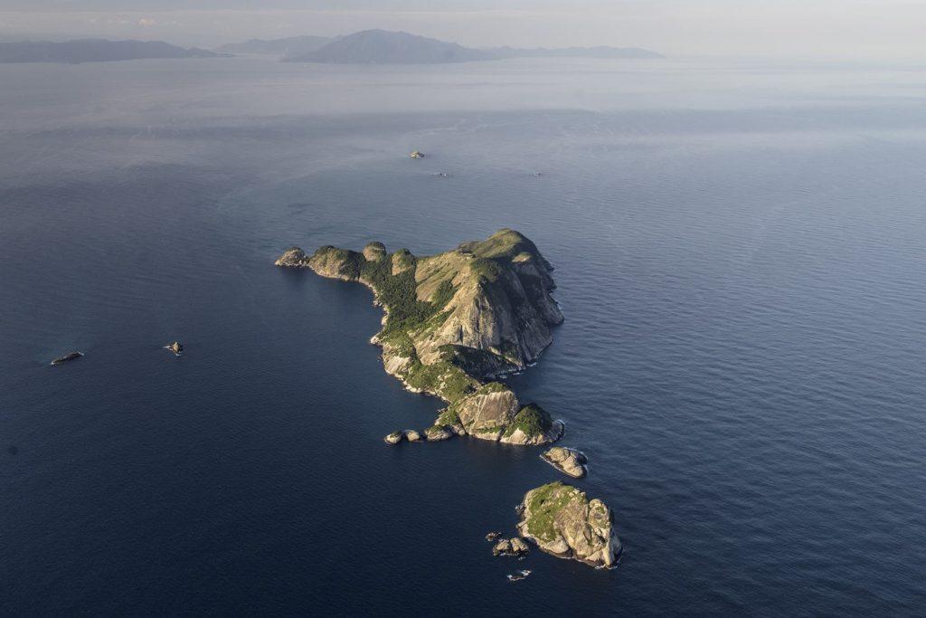 Resultado de imagem para ilhas alcatrazes