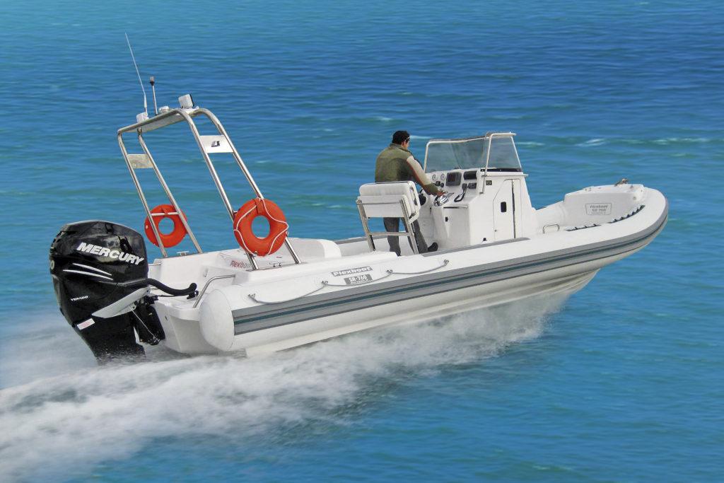 Flexboat disponibiliza teste drive do sr 760