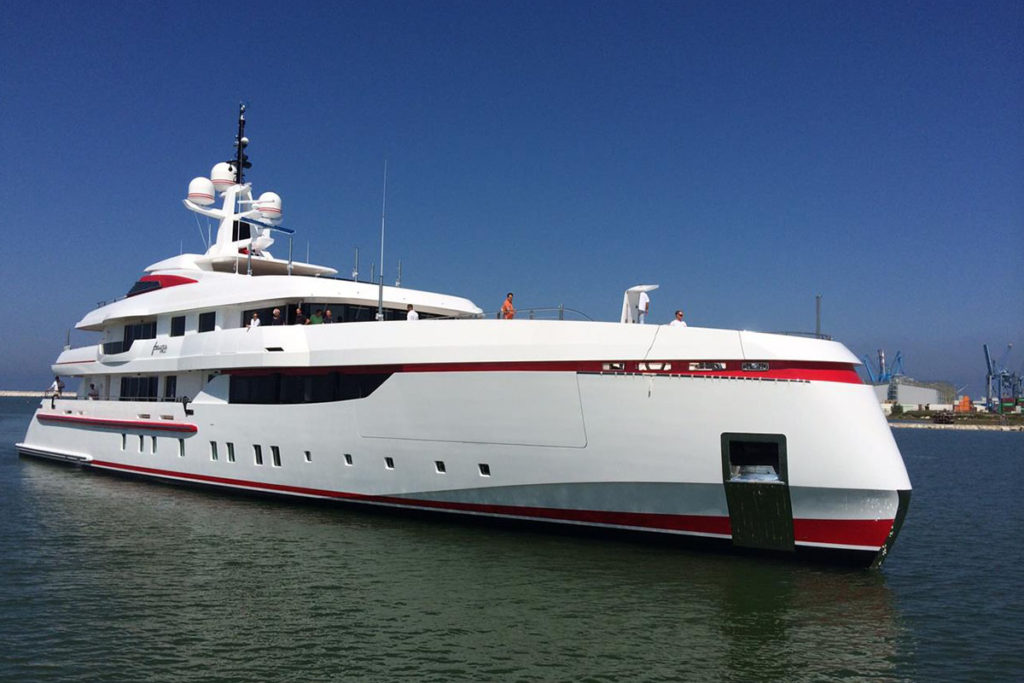 Forever One Superyacht