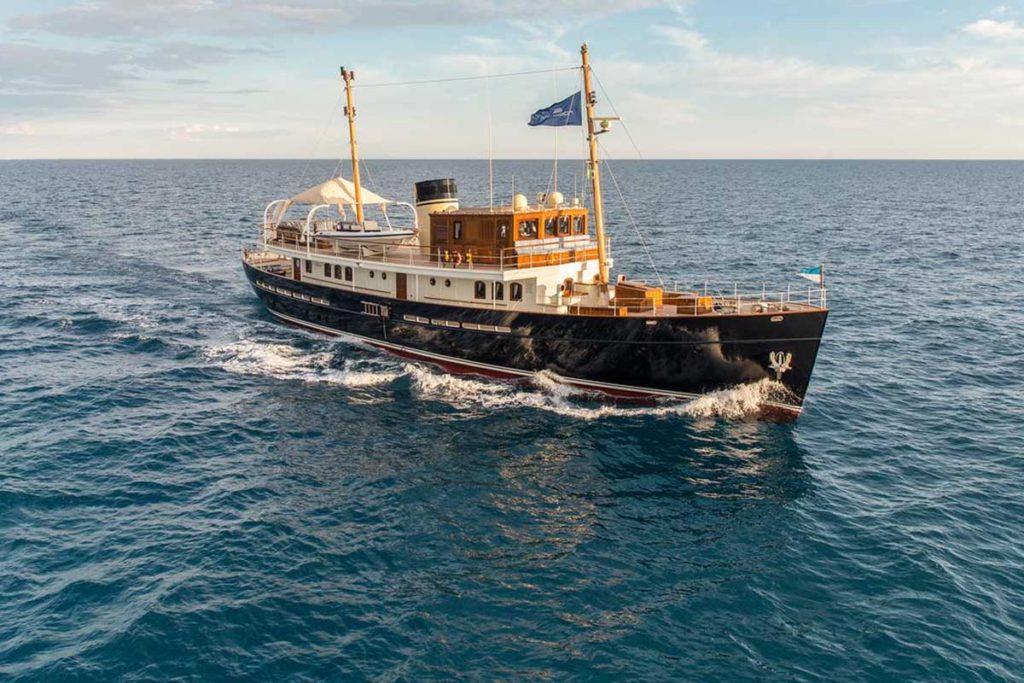 Taransay Superyacht