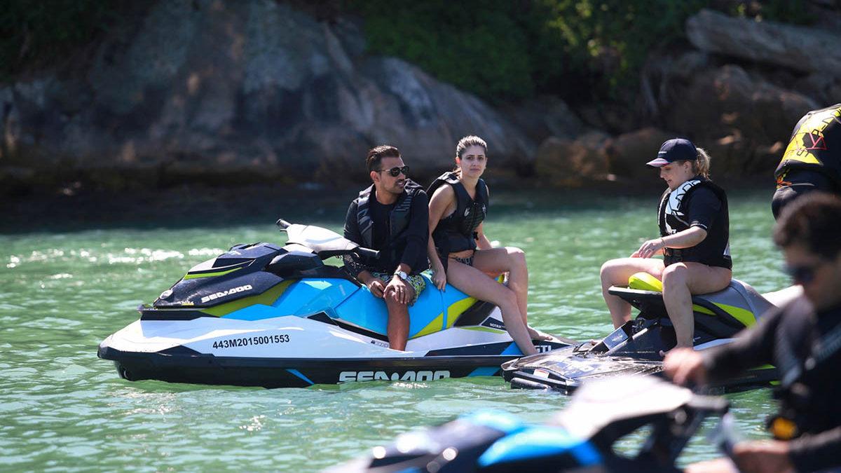 motos aquáticas