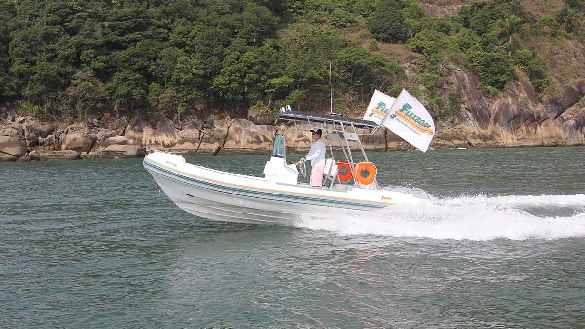 Flexboat SR 620 CR