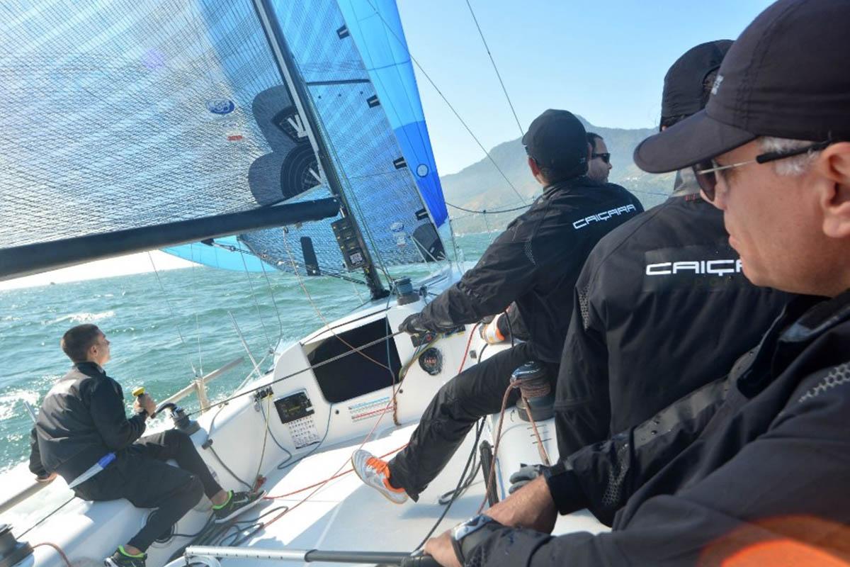 C30 na Semana de Vela de Ilhabela