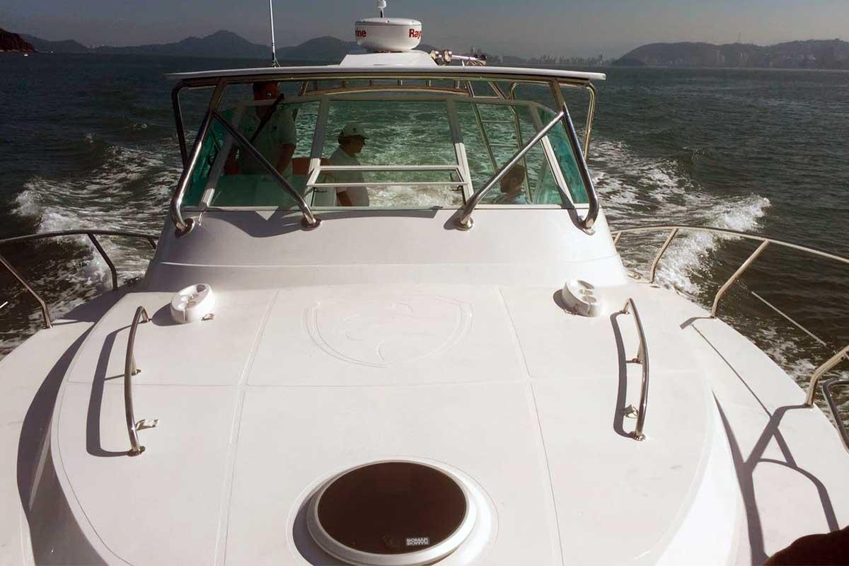 Teste-de-mar-Sedna-Yachts-XFI-335-Boat-Shopping