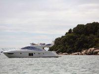 Boat teste Azimut 50 - boat shopping