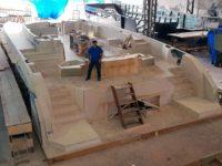 Aguz-Cat-60-em-construção-Boat-Shopping