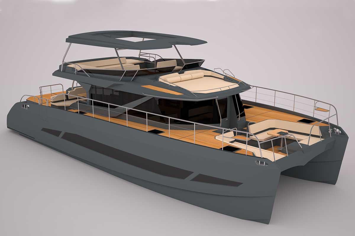 Aguz-Cat-60-em-construção-Boat-Shopping-4