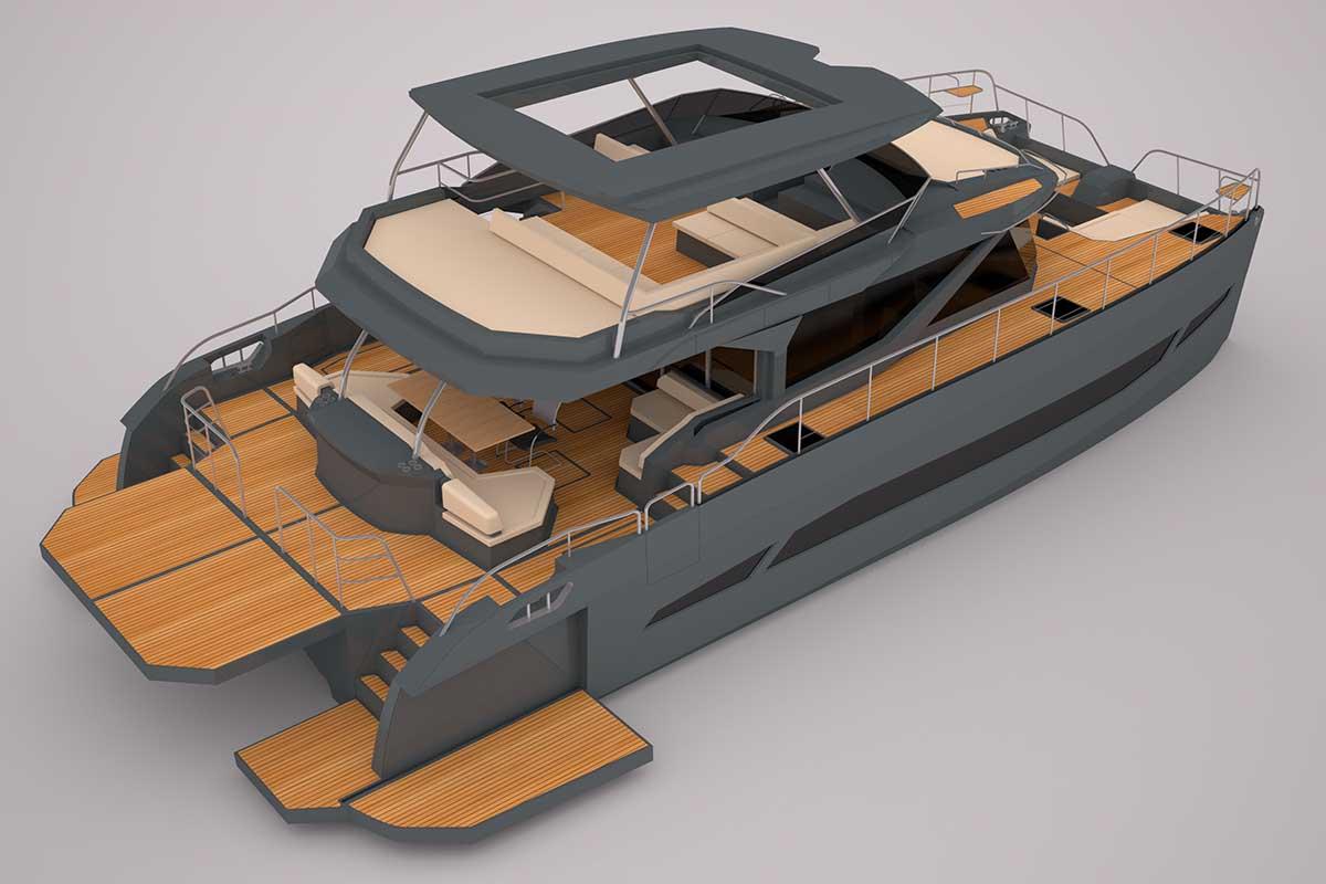 Aguz-Cat-60-em-construção-Boat-Shopping-5