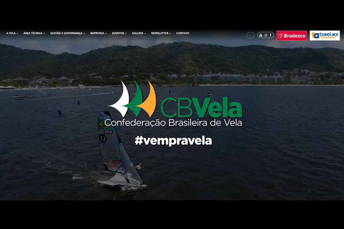 Novo Site CBVela