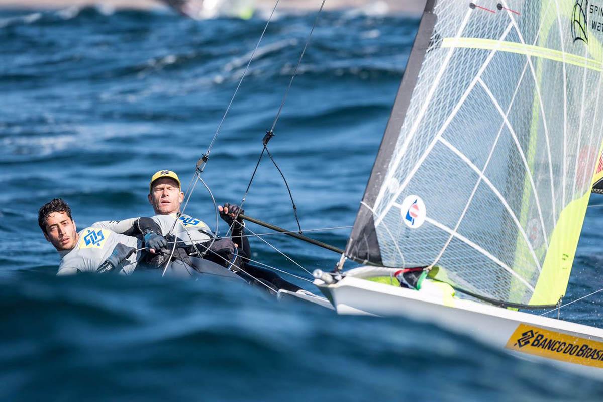 Scheidt-e-Borges-no-mundial-de-49er-boatshopping