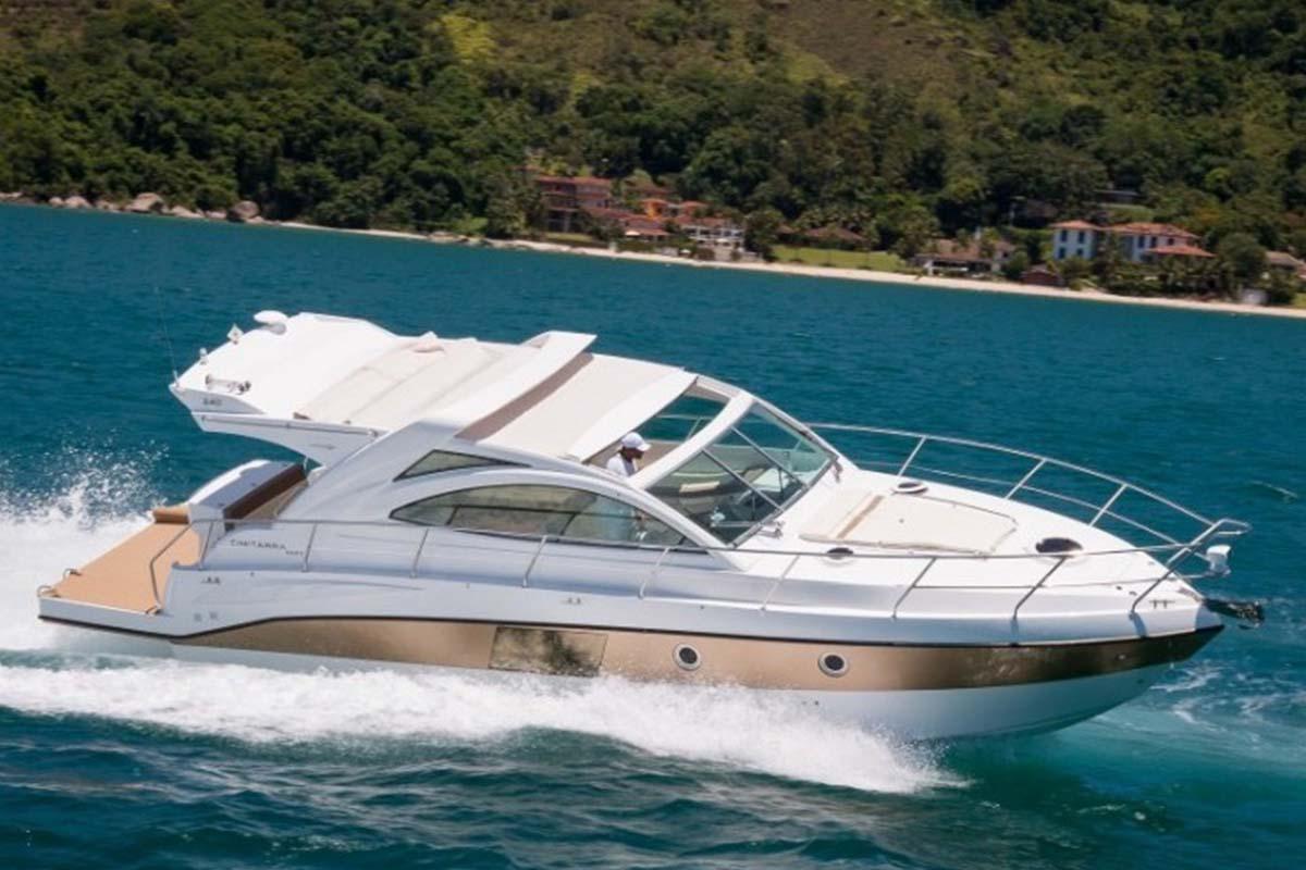 cimitarra 360 - boat shopping