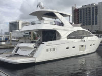 Schaefer chega para o Fort Lauderdale International Boat Show FLIBS 2017 - boat shopping