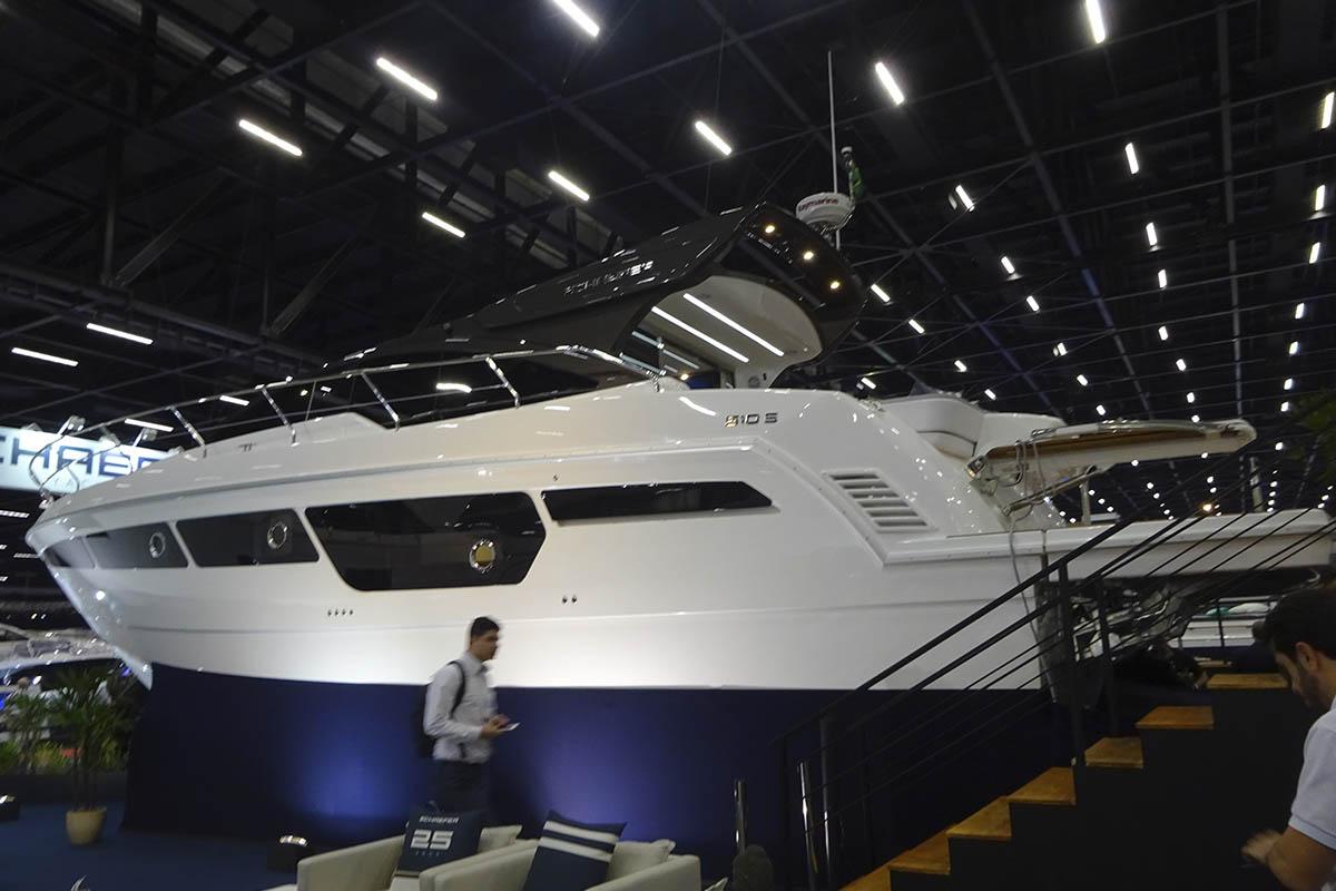 schaefer 510 s boat review - boat shopping