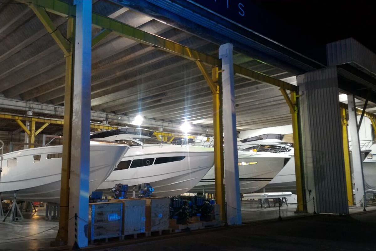 schaefer yachts jantar 25 anos - boat shopping 7