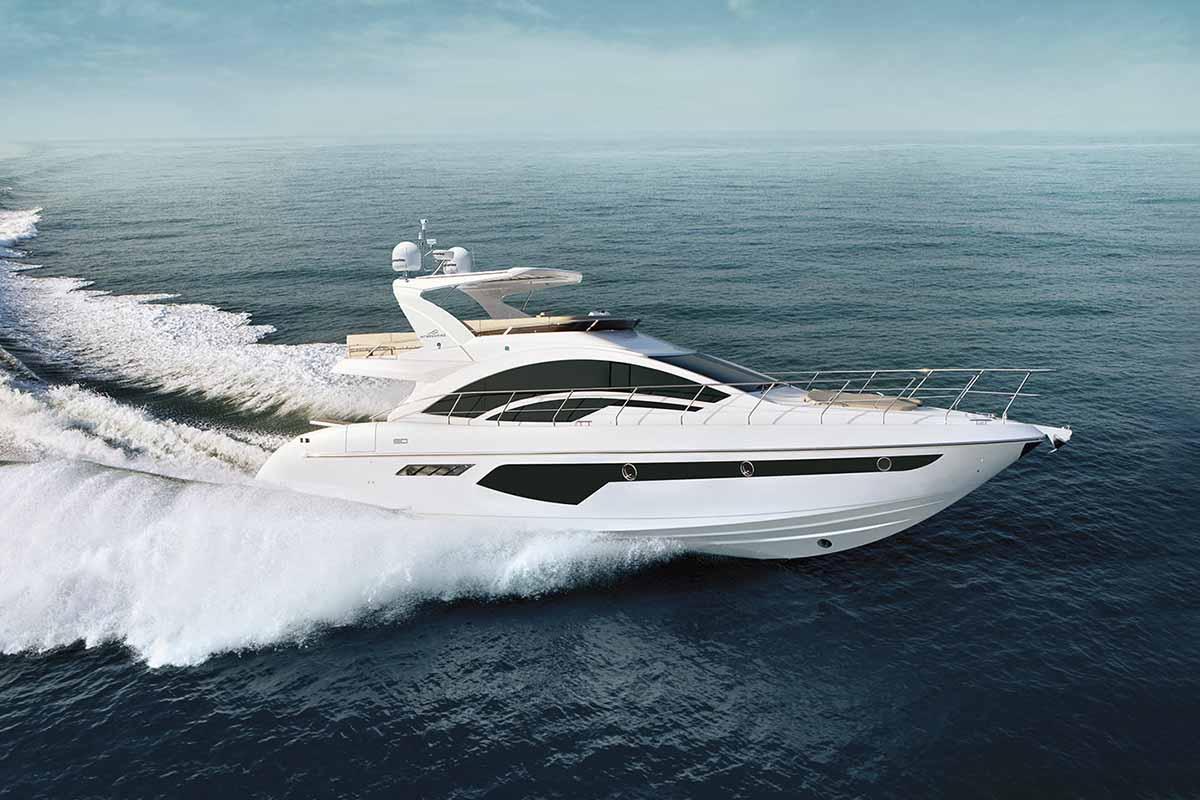 SP Marine entrega 15 barcos em dezembro intermarine 60 - boat shopping