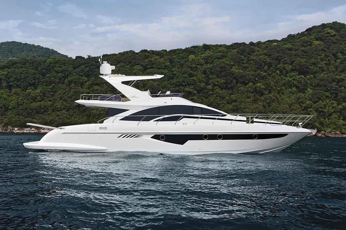 SP Marine entrega 15 barcos em dezembro intermarine 66 - boat shopping