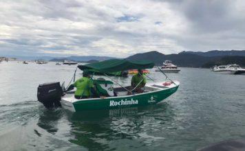 barco sovertes rochinha - boat shopping