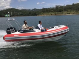 flexboat flex 450 boat xperience - boat shopping