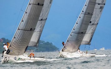 Classe C30 decide etapa de abertura do Circuito Ilhabela-boatshopping