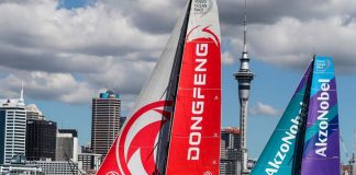 Dongfeng vence a New Zealand Herald In Port Race-boatshopping