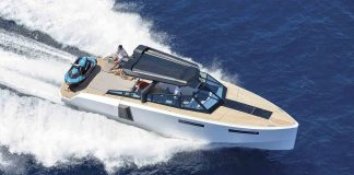 Evo 43 HT - boat shopping