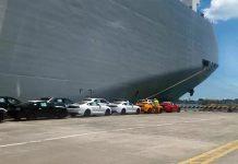 Mustang no Brasil - boat shopping