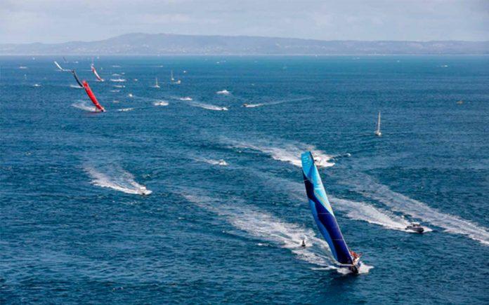 maior regata de volta ao mundo - boat shopping