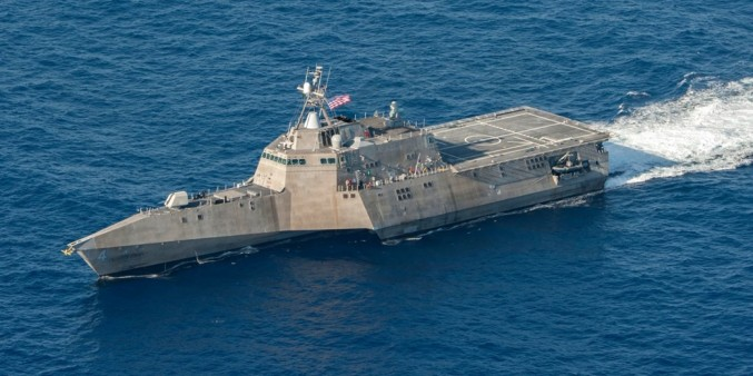 3. USS Coronado (LCS 4)