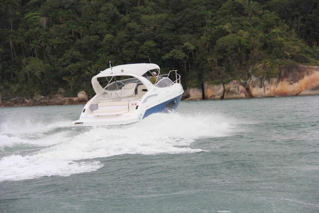 Phantom 303 - Boat Teste