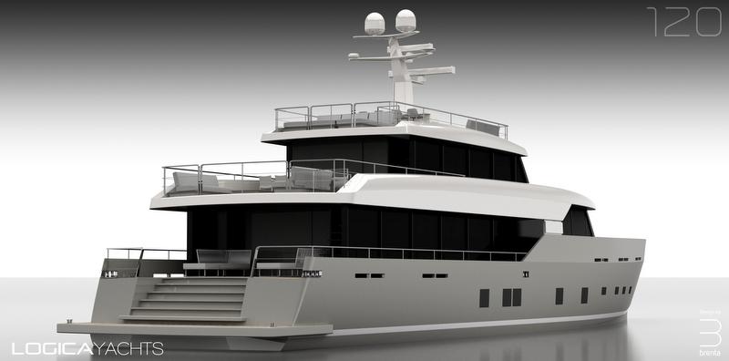 Superyacht-LOGICA-120-aft-view