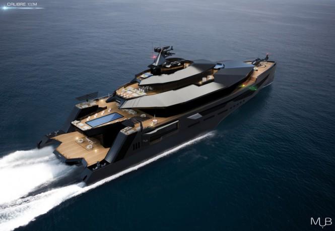 Superyacht-CALIBRE-Concept-aft-view-665x458