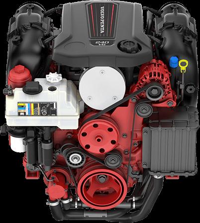 Motor V8 240 hp