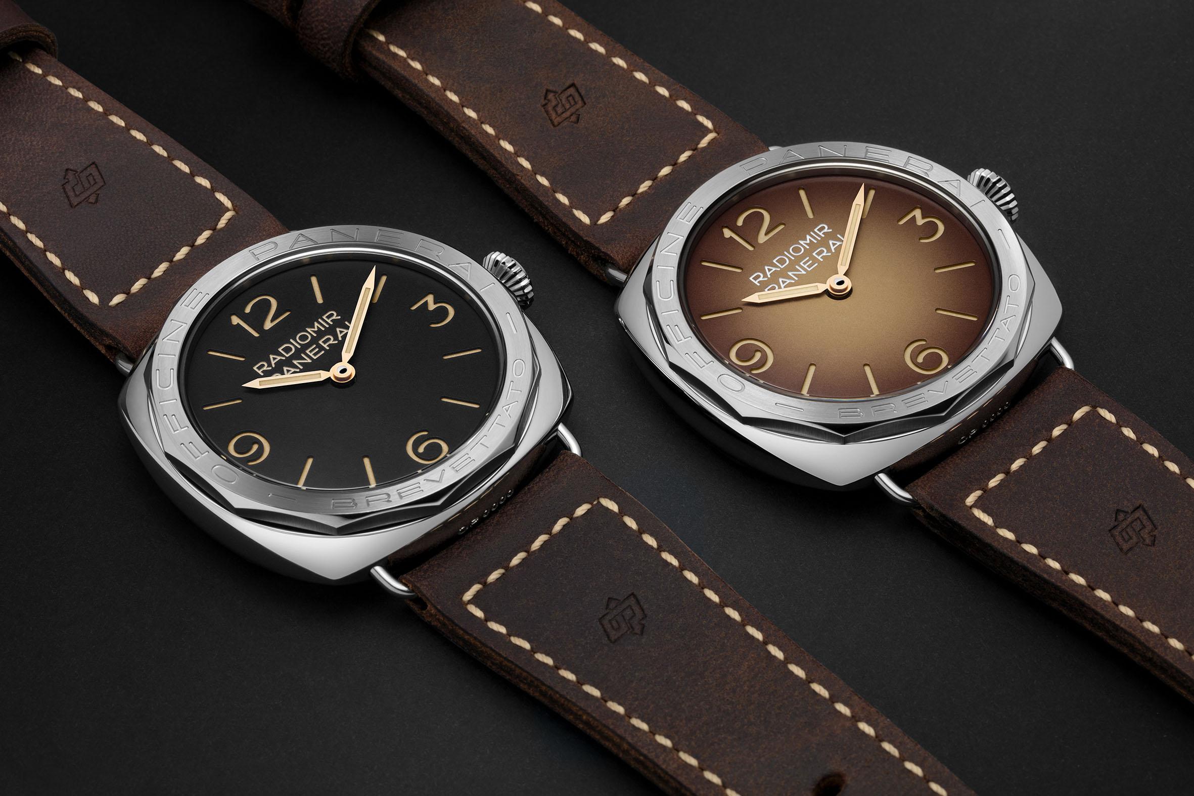 d297368a513 Office Panerai. A Office Panerai apresentou dois novos modelos de relógios  para o Salão Internacional de Alta Relojoaria ...