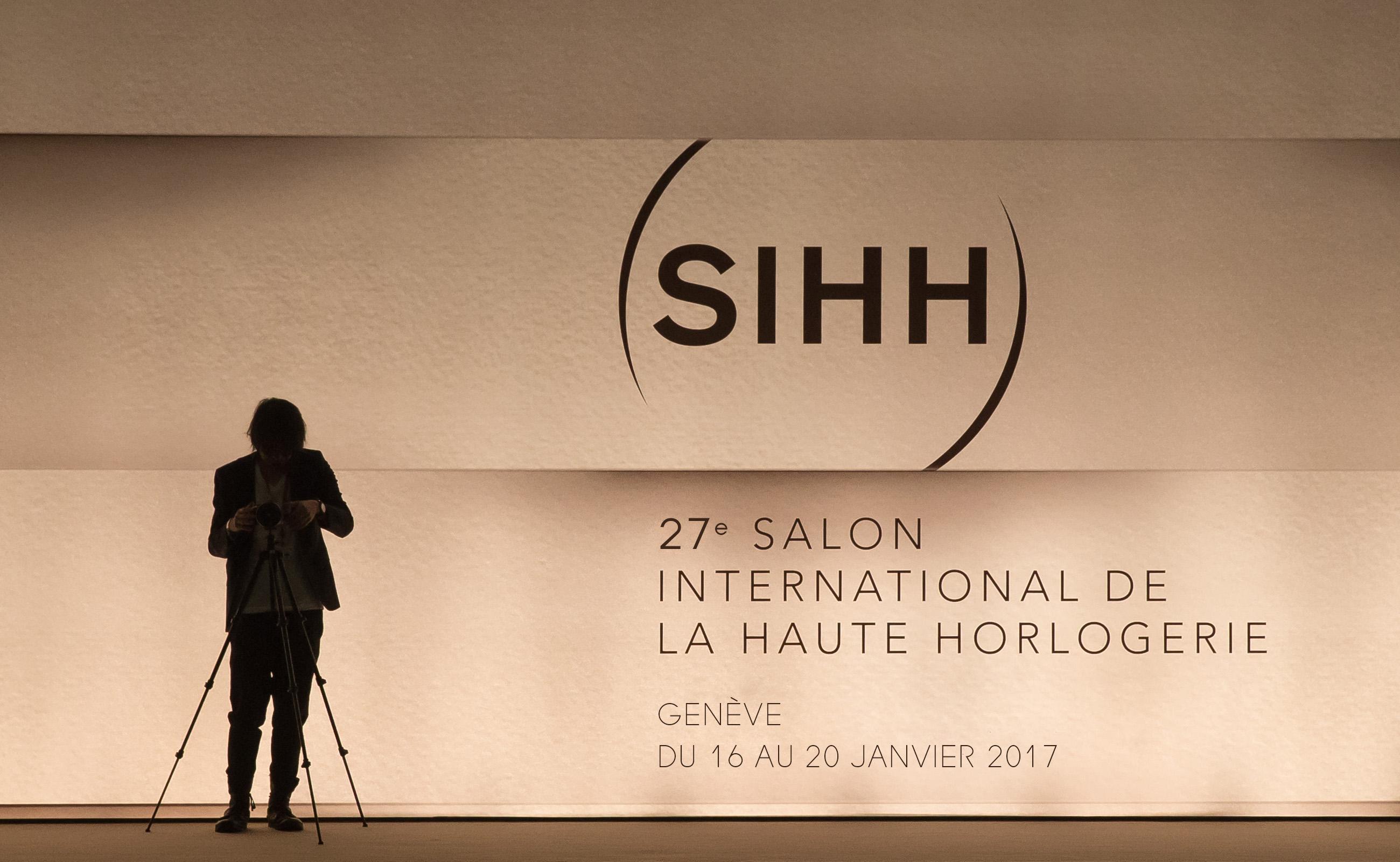 d28f539cb8b Algumas relojoarias já estão antecipando seus lançamentos para o Salão  Internacional de Alta Relojoaria de Genebra de 2017 (SIHH). O evento  acontecerá entre ...