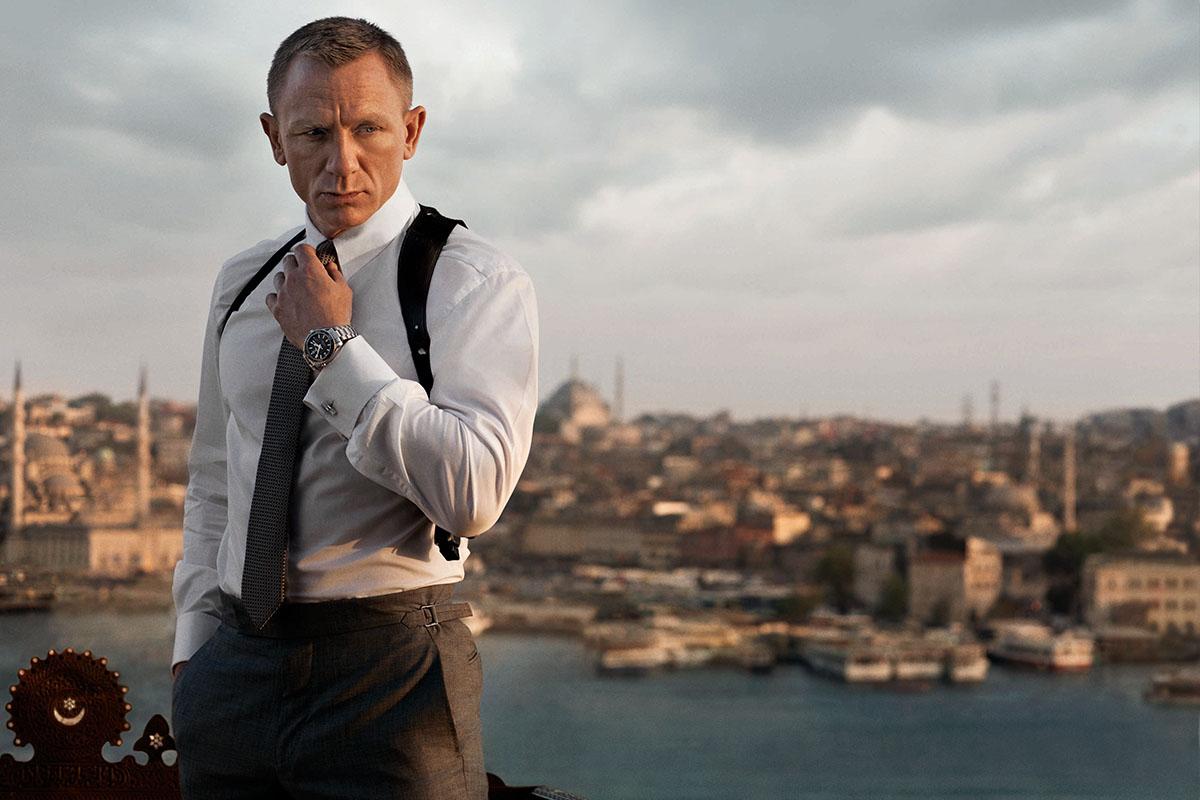 007: Conheça os barcos usados na franquia