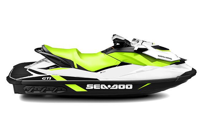 Sea-Doo GTI 90 - Boat Shopping