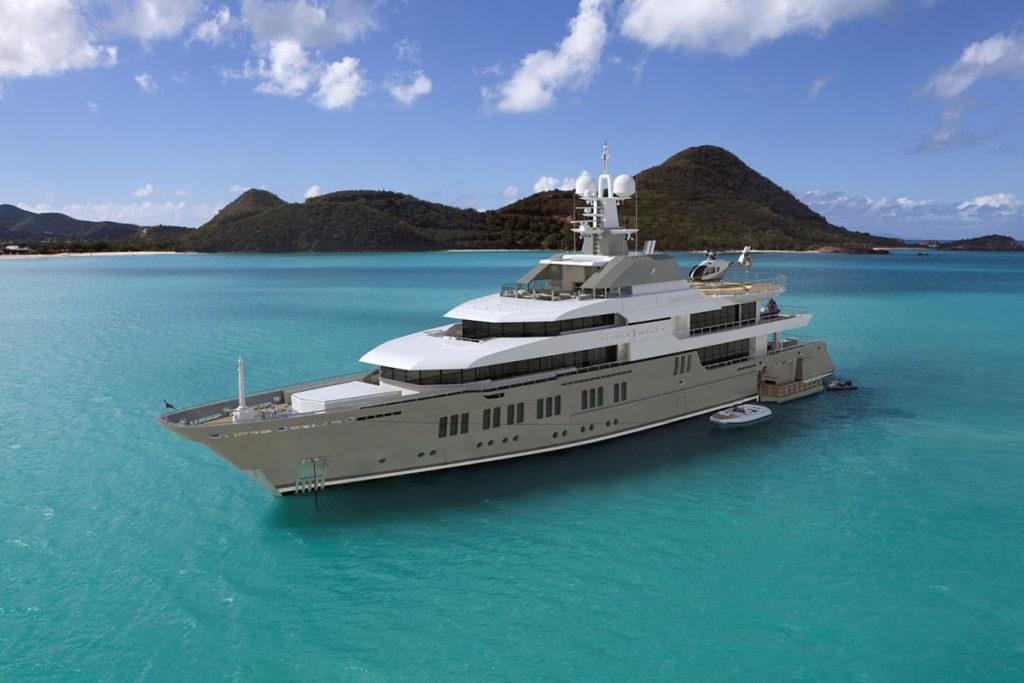 Stella Maris Superyacht