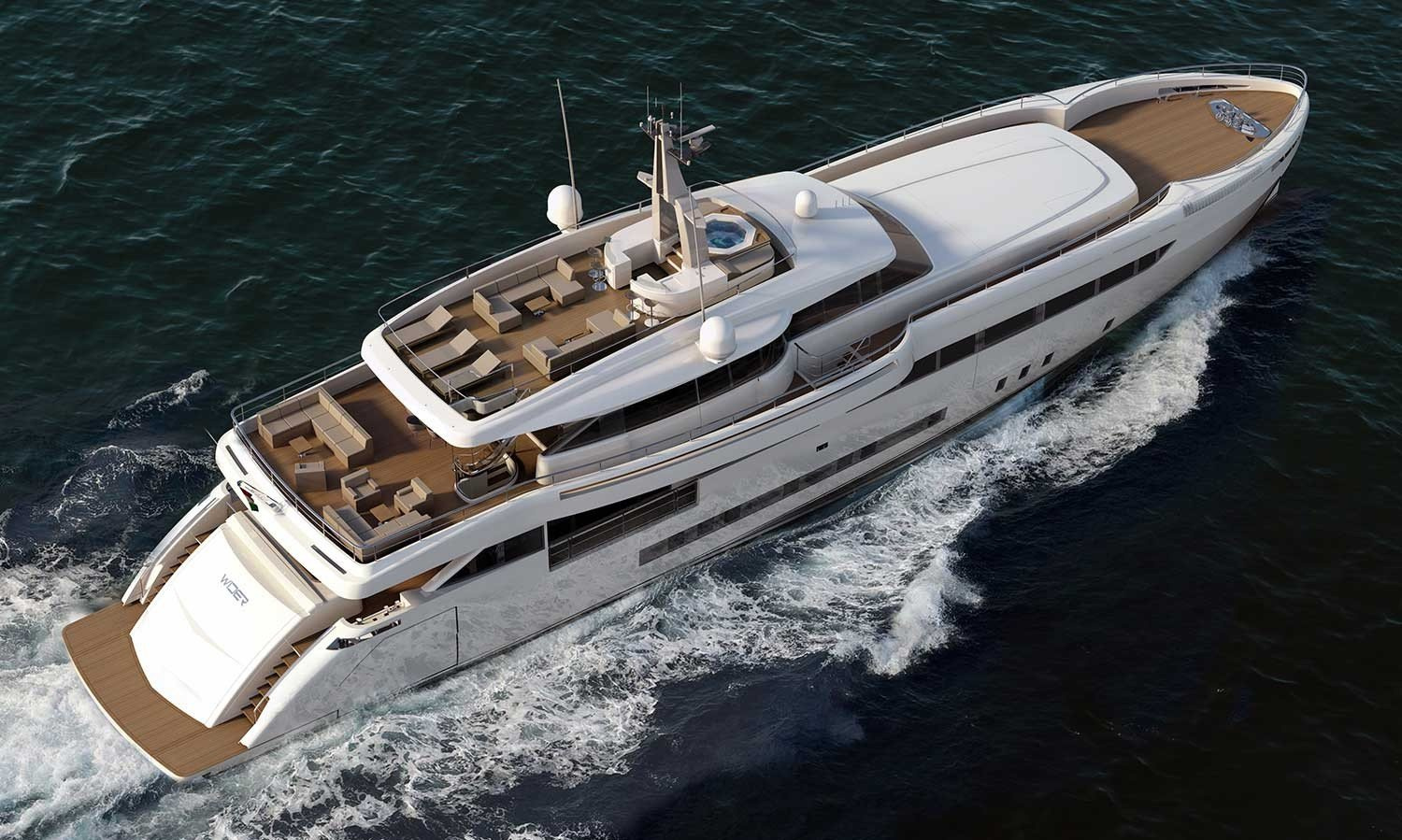 Wider 150 se destaca no showboats design awards 2017 for Motor boat awards 2017