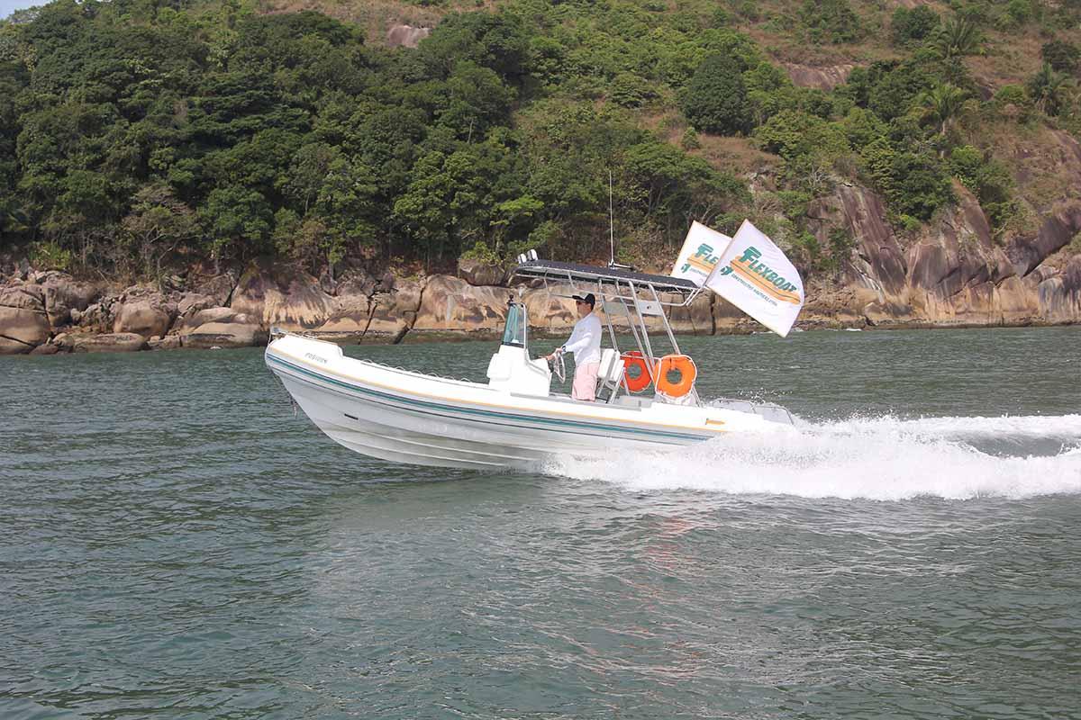 Flexboat SR 620 CR