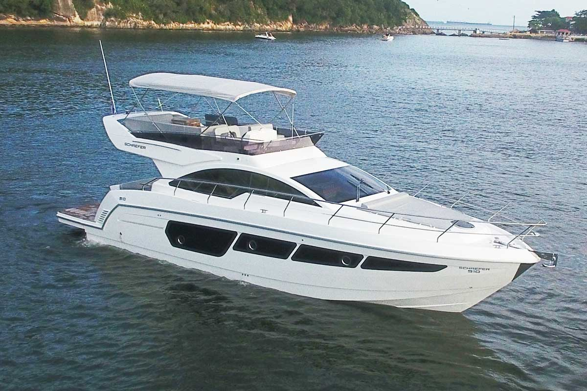 Schaefer 510 – review completo do novo modelo da Schaefer Yachts