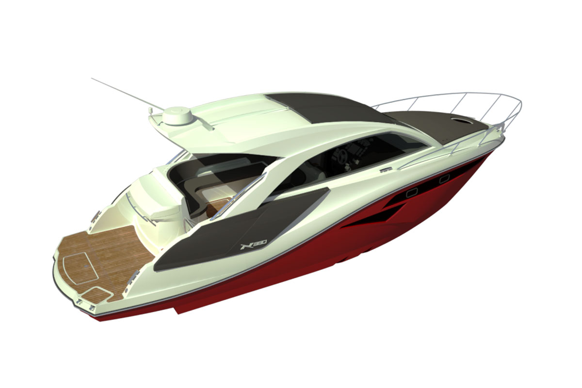 NX 380 HT HORIZON - Boat Shopping