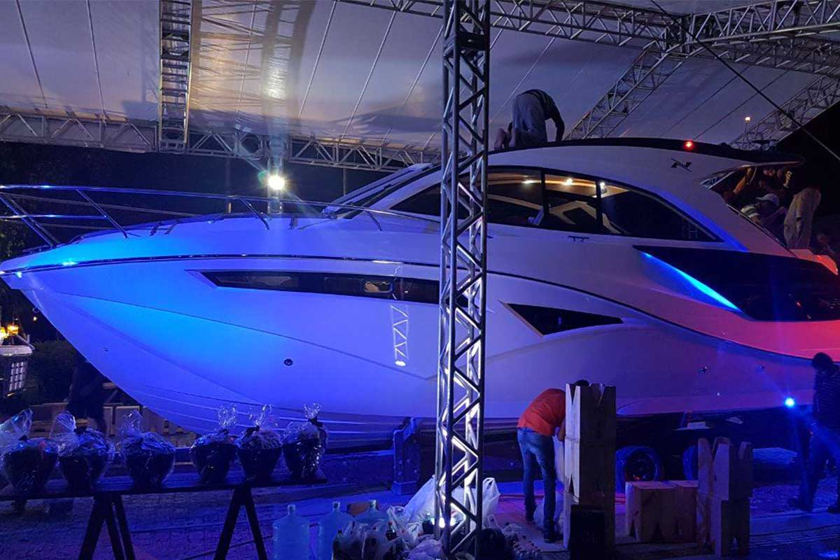 NX Boats lança nova 380 HT Horizon