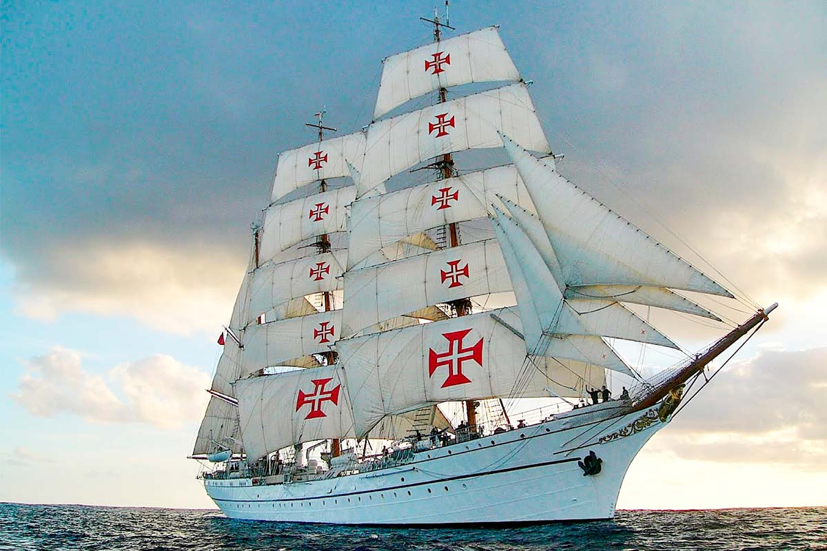 Navio Escola Português Sagres