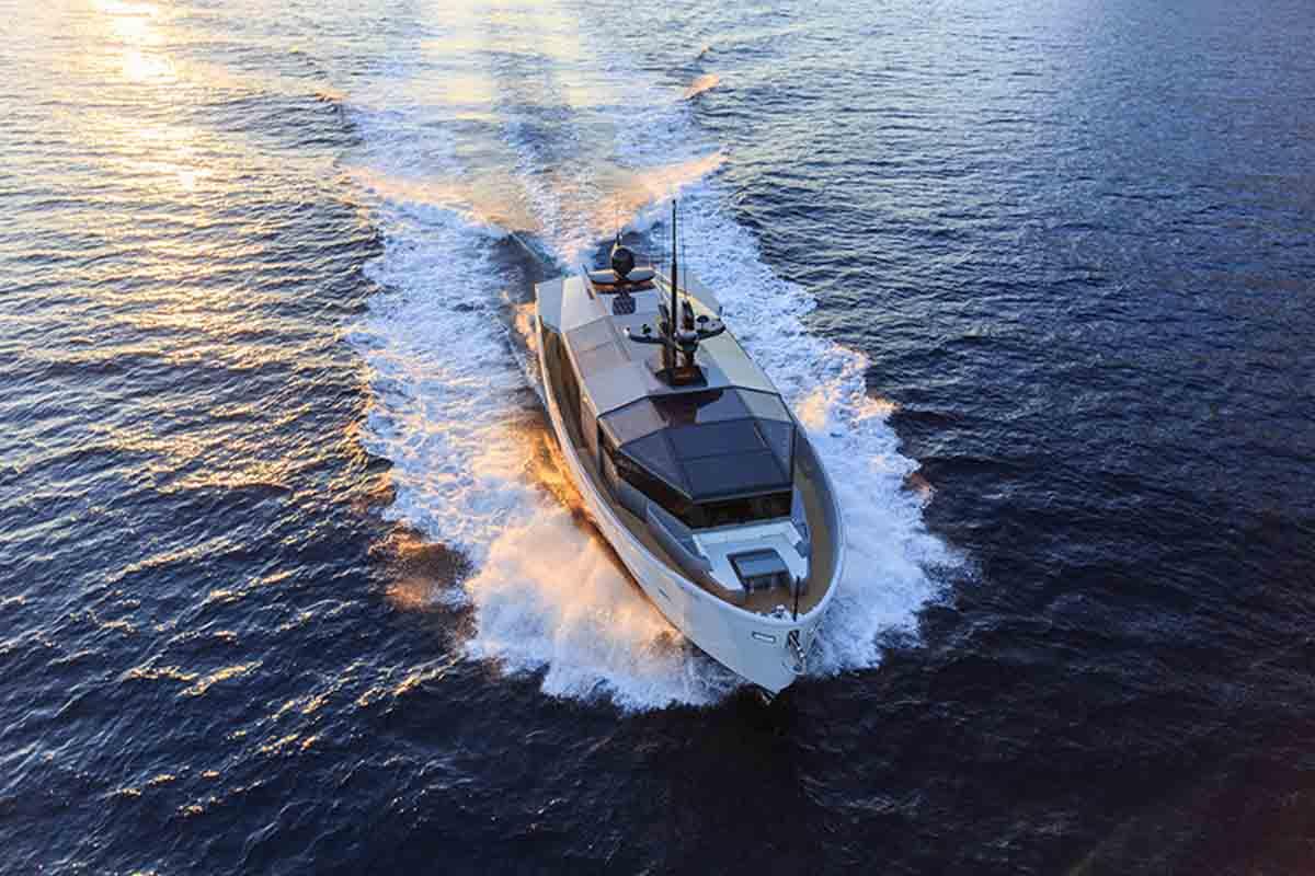 12a unidade do A85 vendida - boat shopping