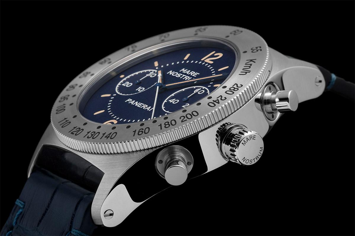 3daabc7ba72 Panerai lança nova edição do relógio raro Mare Nostrum - Boat Shopping
