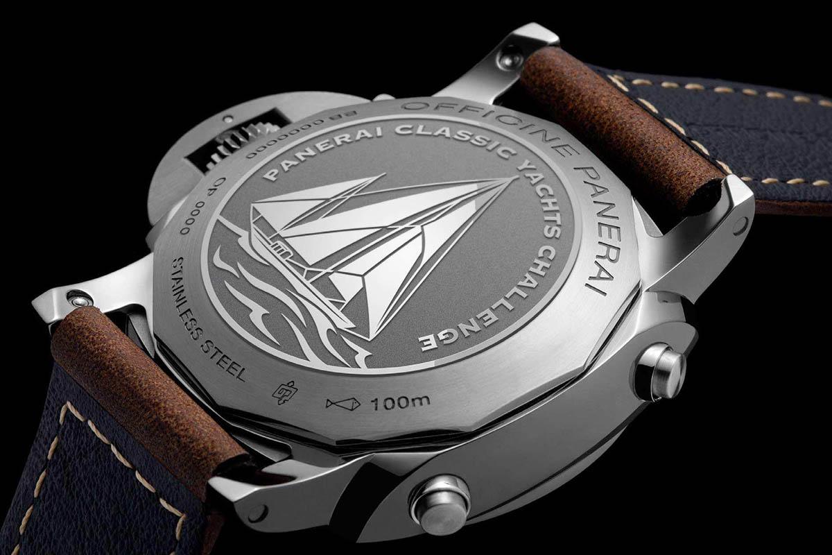 0af7f9cb867 Panerai lança relógios em homenagem à Panerai Classic Yachts Challenge