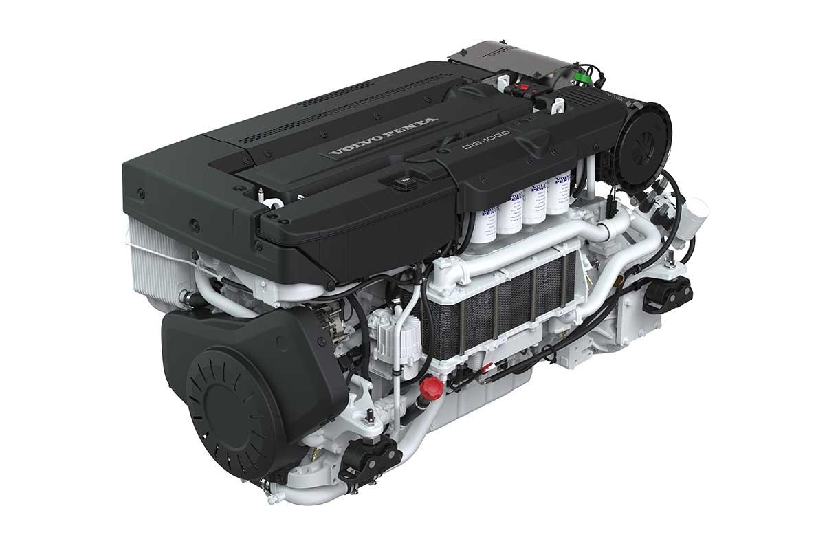 Volvo Penta D13-1000 - boat shopping (1)