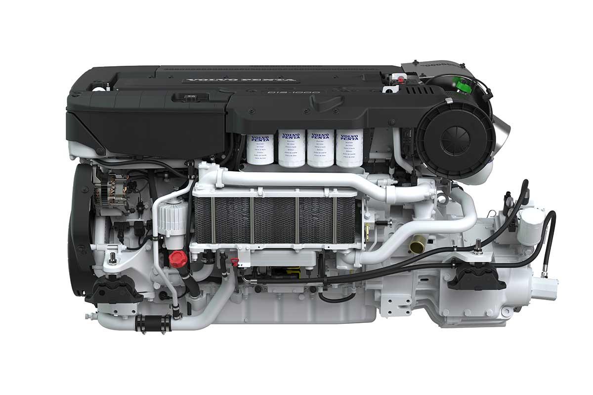 Volvo Penta D13-1000 - boat shopping (2)
