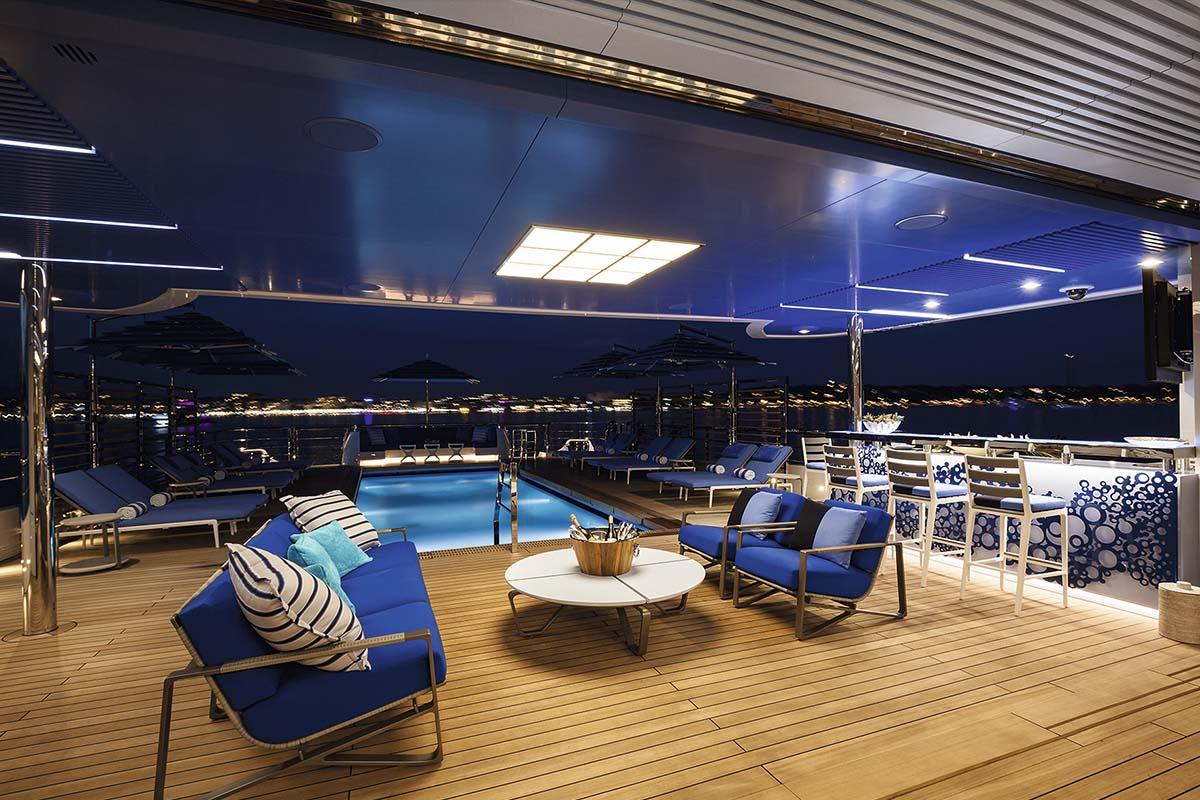 Benetti Seasense - boat shopping